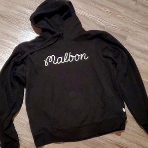 Malbon Golf spellout Hoodie size XL